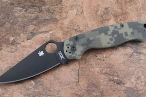 Para-Military 2, Black Blade Camo Handle