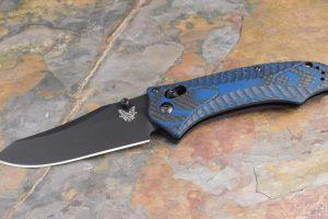 Limited Edition Rift, Black/Blue G-10 950BK-1801