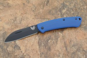 Limited Edition Proper, Blue G-10 and DLC Blade 319DLC-1801
